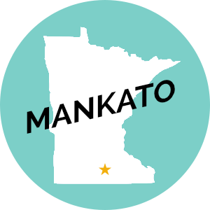 Mankato Minnesota Circle