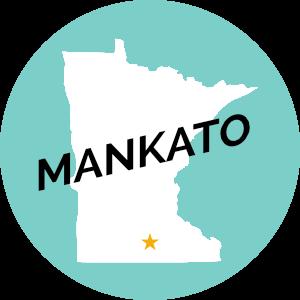 Mankato Minnesota Circle